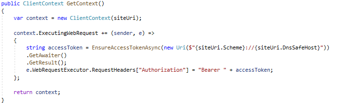 Authenticating with Azure AD - Scalo